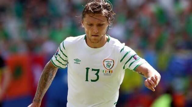 Jeff Hendrick, Irlanda