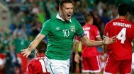 Robbie Keane a marcat o dublă în deplasarea din Gibraltar