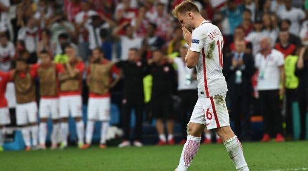 Jakub Blaszczykowski a ratat penalty-ul decisiv în meciul Polonia - Portugalia