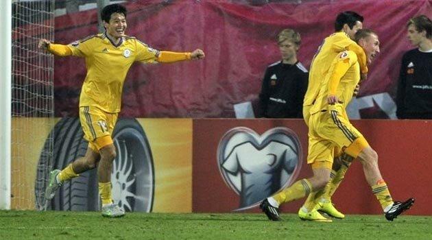 Letonia - Kazakhstan 0-1
