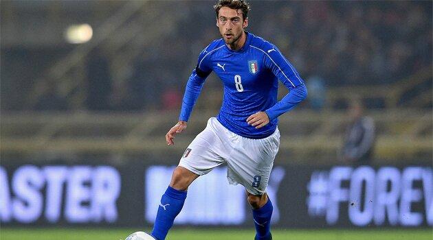 Claudio Marchisio, Italia