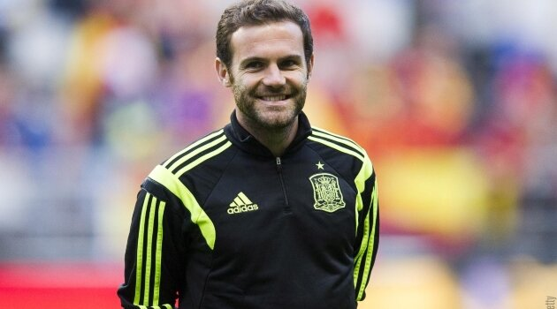 Juan Mata, Spania
