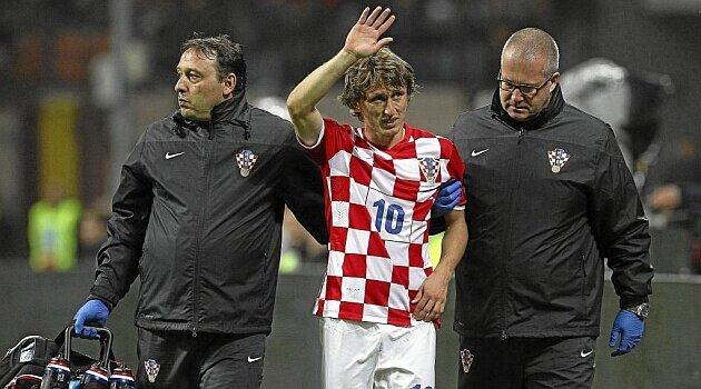 Luka Modric, Croaţia