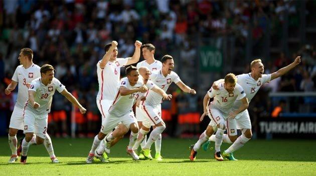 Polonia, prima echipă calificată în sferturi la EURO 2016