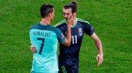 Cristiano Ronaldo a câştigat duelul cu Gareth Bale în semifinalele EURO 2016