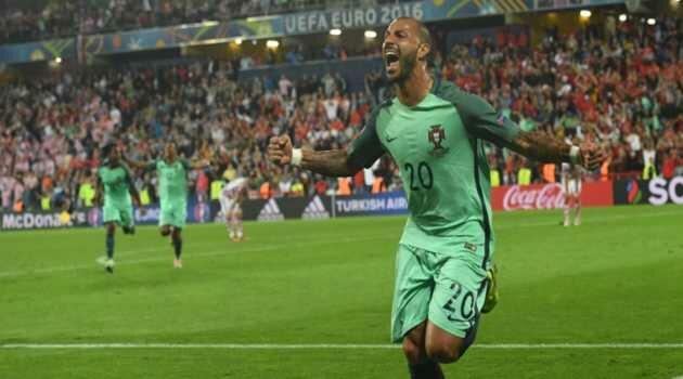 Quaresma a decis meciul Croaţia - Portugalia