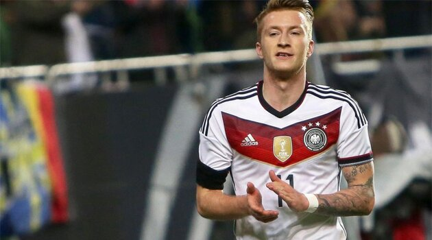 Marco Reus, Germania