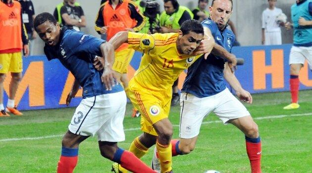 România - Franţa 0-0,  6 septembrie 2011