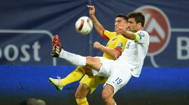 România nu a putut învinge Grecia
