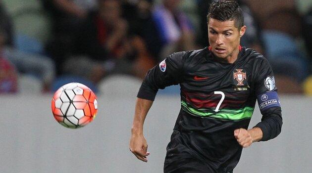 Cristiano Ronaldo, Portugalia