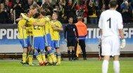Suedia - Moldova 2-0