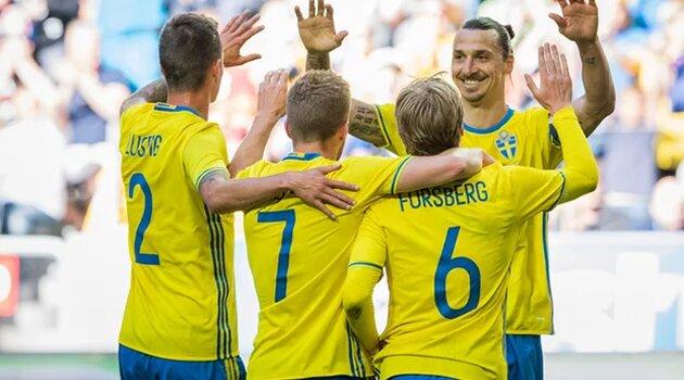 Suedia - Ţara Galilor 3-0