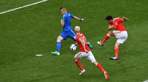 Ţara Galilor a învins Slovacia cu 2-1