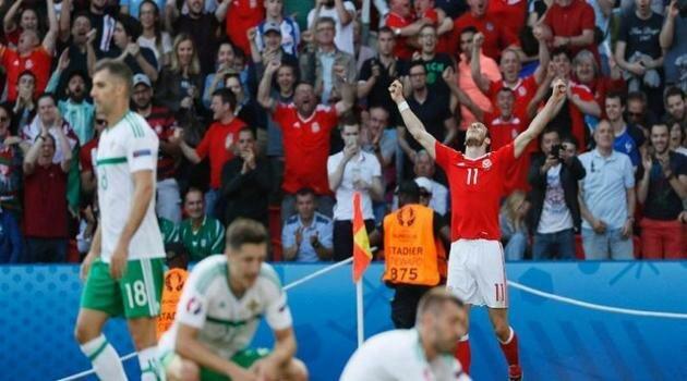 Ţara Galilor - Irlanda de Nord, EURO 2016
