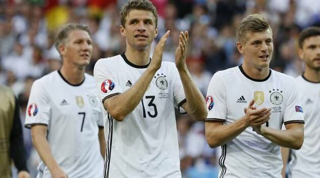 Thomas Muller, Germania