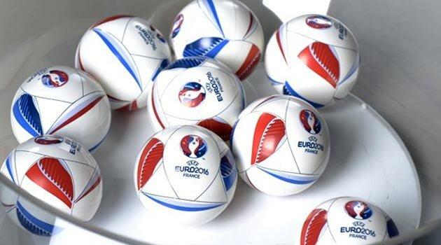 Tragerea la sorţi a grupelor EURO 2016, pe 12 decembrie