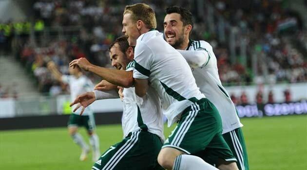 Irlanda de Nord a început preliminariile EURO 2016 cu o victorie în Ungaria
