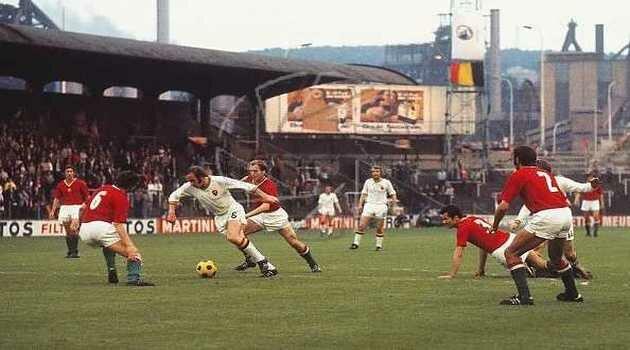 Ungaria - Belgia, meci din 1972
