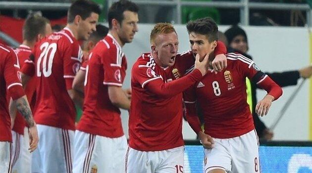 Ungaria - Norvegia 2-1
